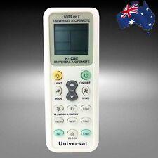 1x 5x 10x 20x 50x Universal Air Conditioner Remote Control AC Auto EREMO10
