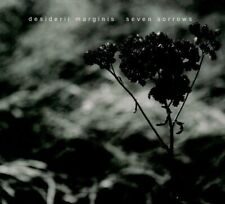 SEVEN SORROWS - DESIDERII MARGINIS - CD - COLD MEAT - 2007