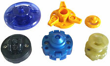 Beyblade PARTS Pack Lot Set w/ Drive Spin Tracks B:D D:D X:D F:D C145 Claw & Tip