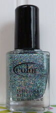 COLOR CLUB NAIL POLISH - BEYOND THE MISTLETOE - SULTRY GLITTERING HOLIDAY COLOR