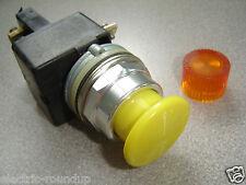 Square D 9001 K2L38Y20H13 Series F & Type KM Light Module Yell Lens KA-1 Contact