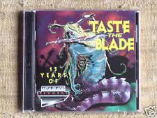 Taste The Blade: 15 Years Of Metal Blade Records (2CD)