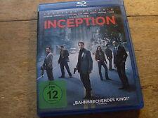 Inception [ BLU RAY ] 2010 Leonardo DiCaprio / NOLAN