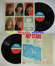 LP THE HEP STARS Omonimo same ABBA sweden OLGA LPO 04 LAMINATED cd mc dvd vhs
