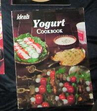 Ideal Yogurt Cookbook 1982 Retro