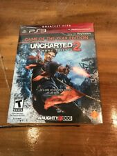 Uncharted 2: Among Thieves Game of the Year Edition Sony PlayStation 3 DISC ONLY