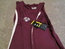 NEW Under Armour MPZ Compression Basketball Padded Burgandy Tank 2XL FREE SHIP