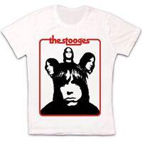 The Stooges Garage Punk Rock Retro Vintage Hipster Unisex T Shirt 1101