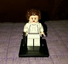 Authentic LEGO Star Wars Princess Leia Organa Minifigure sw337 7965 Alderaanian