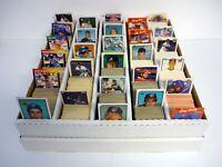 HUGE LOT OF 5,000 BASEBALL CARDS #3 Bowman Donruss Fleer BOX INCLUDED 1989-1990