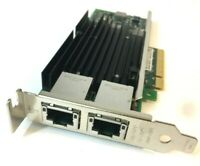 Intel Genuine X540-T2 2x10G 10GBe PCIe x8 Dual RJ45 Passively Cooled for Dell HP