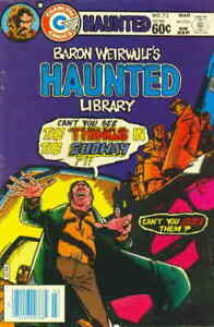 Haunted #72 FN; Charlton | save on shipping - details inside