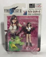 Tifa Lockheart  Final Fantasy VII 7 Extra Knights Action Figure By Bandai - New!