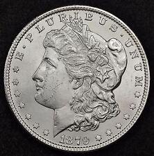 1879-s Morgan Silver Dollar.  B.U.  113391