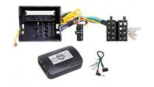 BMW Serie 3 E90 E91 E92 E93 CAN-BUS COCHE RADIO ADAPTADOR VOLANTE Cable