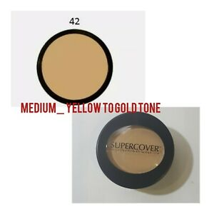 Supercover HD High Definition Foundation - Full Coverage 17g 504/42
