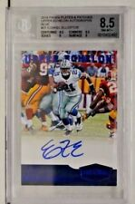 2016 PLATES AND PATCHES EZEKIEL ELLIOTT ROOKIE AUTOGRAPH #21/25!!!! COWBOYS AUTO