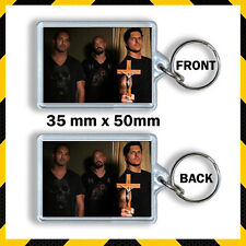Ghost Adventures 03 - Cult TV - 35x50mm Keyring