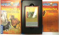 🌺🌺 Naturquiz / Faszination Pferd 🌺🌺 Kosmos Spiel an 8 Jahre 2-4 Spieler