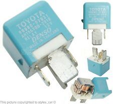 Genuine Toyota & Lexus 5-Pin Multi-Use Blue Relay 90080-87031 Denso 156700-2910