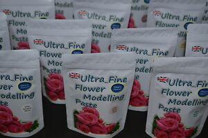SimplyHeaven Sugar Florist Gum Paste - Sugarcraft Florest Flower Modelling 200g