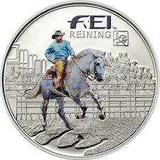 Reining, Equestrian FEI - 2013 Andorra Ag and Color