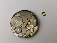 Vintage Poljot Cal 2609.HA (SU) USSR Watch Movement for Repair / Parts