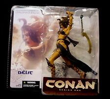 McFarlane Toys Conan Series 1 R- Rated Belit Action Figure New from 2004