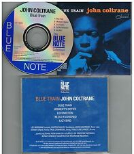 John Coltrane ‎– Blue Train CD Album 1985