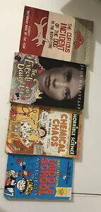 BUNCH OF NOVELS/CHILDRENS BOOKS. GOOD CONDITION. BESTSELLERS INCLUDED. ONLY £1
