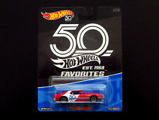 Hot Wheels 50th Anniversary Favourites '71 AMC Javelin Die-cast Car #2/10, New