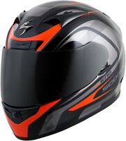 Scorpion Exo-R710 Full-Face Focus Helmet Red