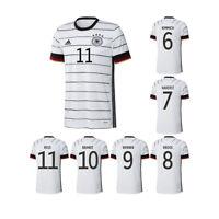 adidas DFB Deutschland Trikot Home EM 2020 Kinder inkl. Original Flock