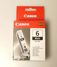 (PRL) CANON BCI-6BK BLACK ORIGINALE CARTUCCIA INCHIOSTRO ORIGINAL INK CARTRIDGE