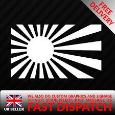 Rising Sun JAP Auto Adesivo Decalcomania Per JDM piccolo Race Drift Stance FUNNY STI tipo