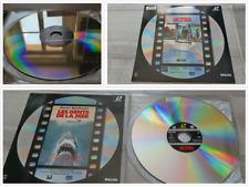 Laserdisc Collection Widescreen Spielberg's Jaws PAL TV FR • LES DENTS DE LA MER