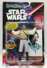 1994 Justoys Star Wars Bend 'Em Lando Calrissian Figure Moc