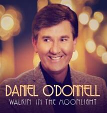 Daniel O'Donnell - WALKIN' IN THE MOONLIGHT - New 2CD Album -PreOrder 30/11/2018