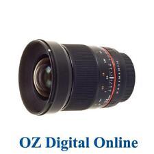 New Samyang 24mm f/1.4 ED AS UMC F1.4 Lens for Nikon 1 Yr Au Wty