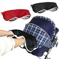 Winter Pram Warmer Gloves Pushchair Hand Muff Waterproof Stroller Accessory Gift