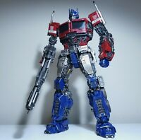 3A Three Zero  DLX Bumblebee Movie Optimus Prime Complete