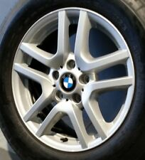 X5 OR 120D BMW WHEEL WITH TYRE. GENUINE RIM 17 X 7.5 INCH MADE IN USA