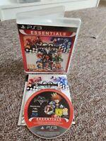 Kingdom Hearts HD 1.5 Remix - Sony Playstation PS3 - UK Seller - Free P&P!