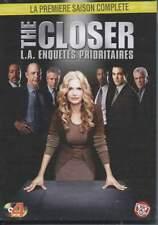 THE CLOSER saison 1 l'intégrale Coffret 4 DVD NEUF