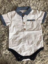 Matalan 6-8 Polka Dot Shirt Bnwt