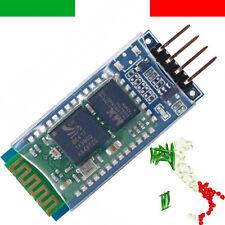 Modulo bluetooth HC-06 RF Modulo Ricetrasmettitore Wireless per Arduino