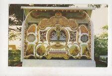 Wellerhaus Keyless Showmans Organ 1972 Postcard 603b