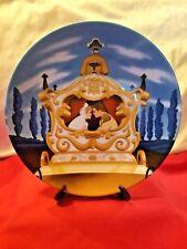Happy Ever After Cinderella Plate #14670-A Walt Disney 1990
