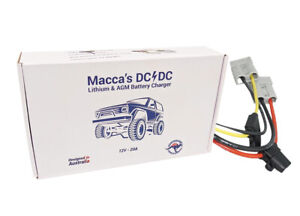 Macca's 20A Lithium Battery DCDC Charger