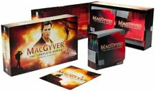 MacGyver - The Complete Collection (Dvd set, 2007) Every Season from 1985 Series